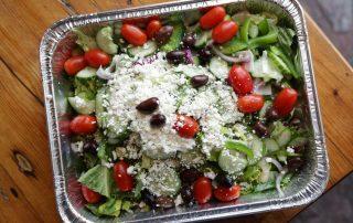 ELA! Greek salad family style